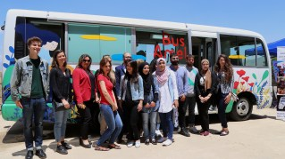 Education Mobile Unit's Team