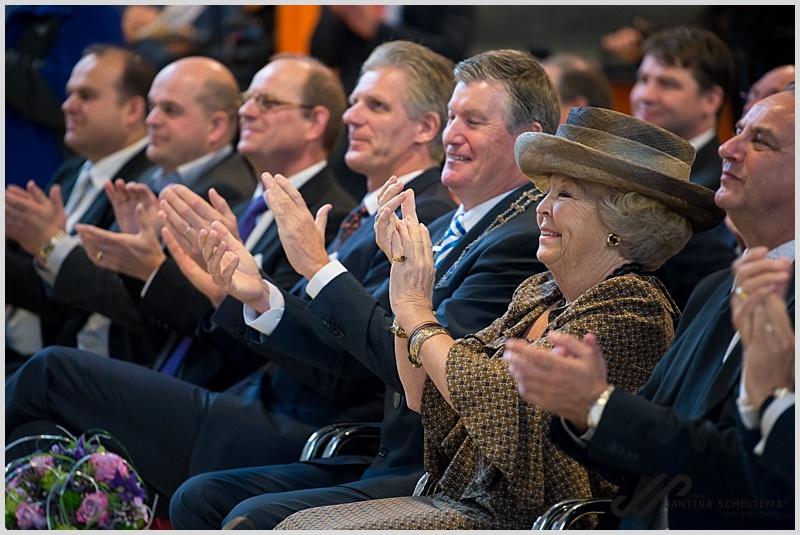 prinses Beatrix op Ameland