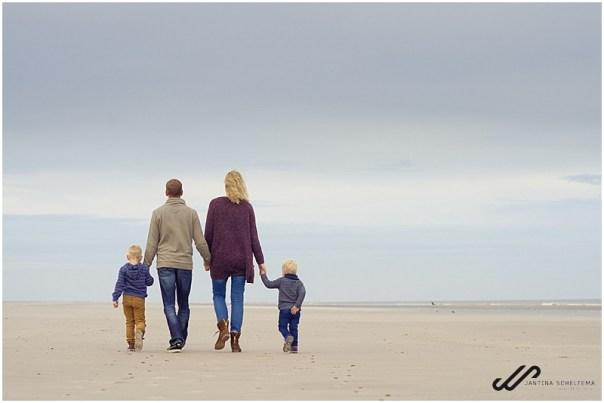 familiefoto op het strand-17