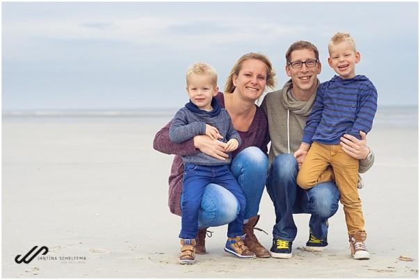 familiefoto op het strand-7
