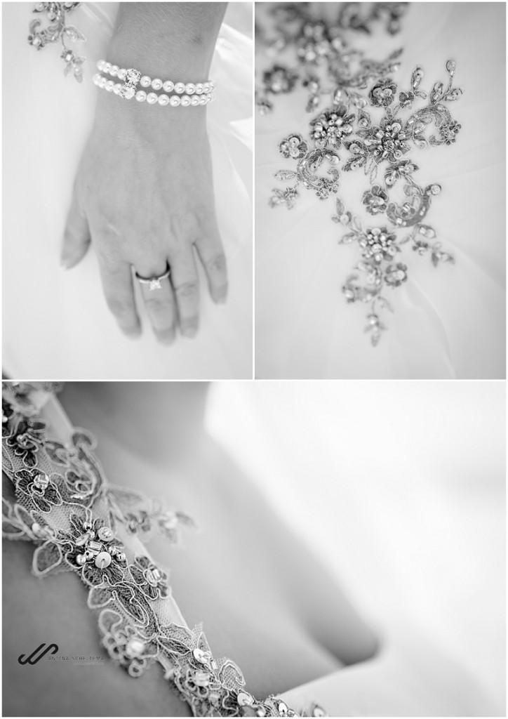 bruidsfotografie oenkerk op Ameland