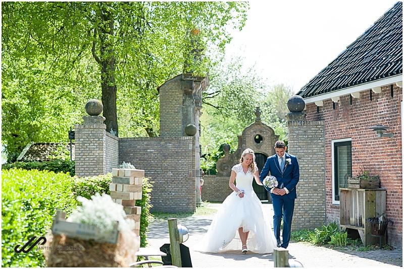 bruiloft tunmanswente cornjum