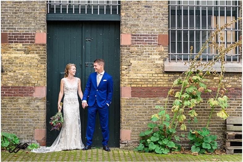 Trouwfotografie Blokhuispoort Leeuwarden