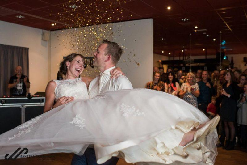 bruiloft Oudemirdum Friesland