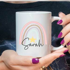 personalised-rainbow-mug