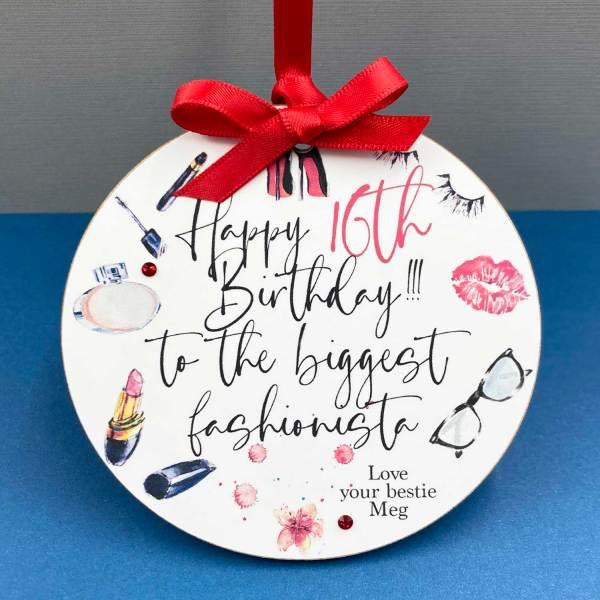 Personalised Birthday Gift Fashion