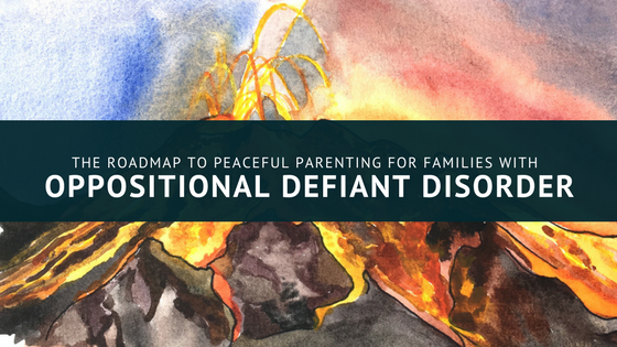 Oppositional defiant disorder roadmap