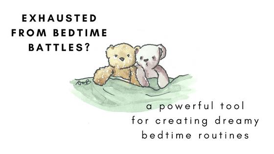 Bedtime battles: flip the script