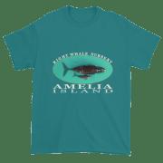 Amelia Island Nursery Ultra Cotton T-Shirt Jade-Dome