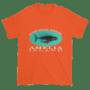 Amelia Island Nursery Ultra Cotton T-Shirt Orange