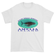 Amelia Island Nursery Ultra Cotton T-Shirt White