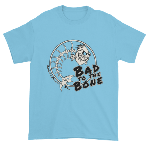 Bad to the Bone Ultra Cotton T-Shirt Sky