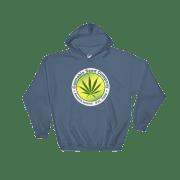Cannabis Seed Company Hoodie Indigo-Blue