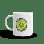 Cannabis Seed Company Mug Handle-on-Left 11oz