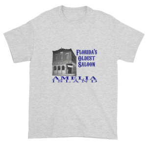 Florida's Oldest Saloon Ultra Cotton T-Shirt Ash