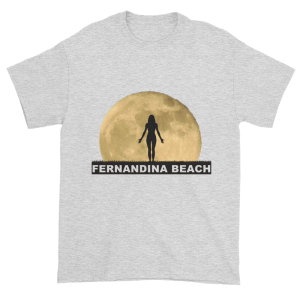 Full Moon Yoga Ultra Cotton T-Shirt Ash