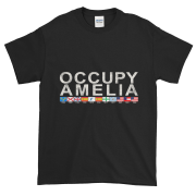 Occupy Amelia Ultra Cotton T-Shirt Black