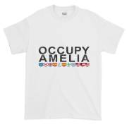 Occupy Amelia Ultra Cotton T-Shirt White