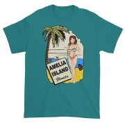 Oops My Bathing Suit Ultra Cotton T-Shirt Jade-Dome