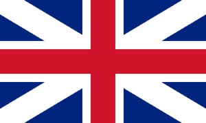Union Flag of Great Britain occupied Amelia in 1763