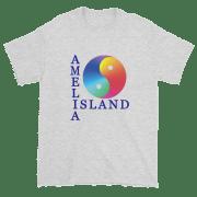 Yin & Yang Ultra Cotton T-Shirt Ash