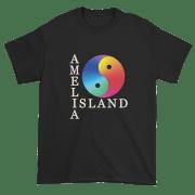 Yin & Yang Ultra Cotton T-Shirt Black