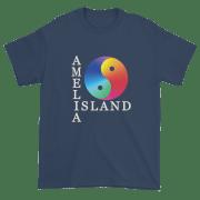 Yin & Yang Ultra Cotton T-Shirt Dusk