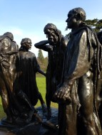 Rodin - Burghers of Calais