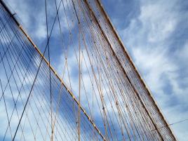 Manhattan Bridge - Supports