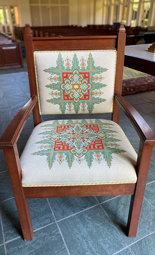 Amelia Plantation Chapel - Chairs