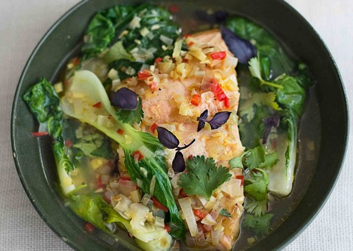 Recipe Thai Salmon