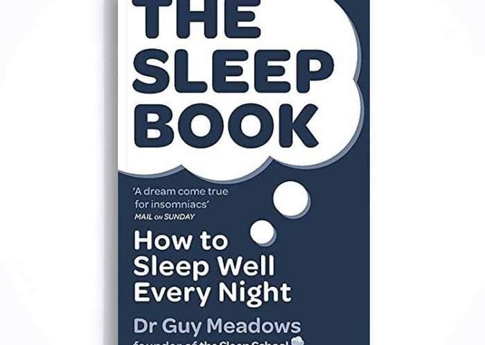 The Sleep Book, By Dr Guy Meadows