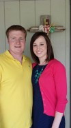 Josh and I - Easter