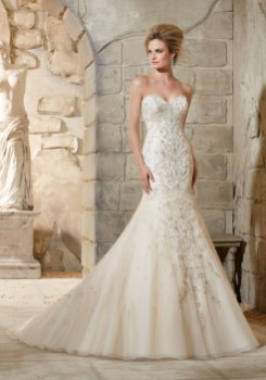 MORI LEE 2790 / SIZE 14 / WAS £1197 / NOW £497