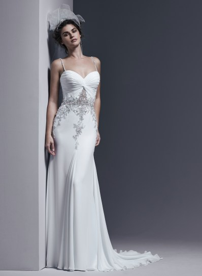 SOTTERO & MIDGLEY JONI / SIZE 10 / WAS £1290 / NOW £490
