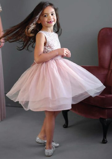Maya_Bridesmaids_Amelias_Bridal_Sparkle_Flowergirl_Dress_Blush