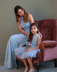 Maya_Bridesmaids_High_Neck_Sparkle_Amelias_Bridal_Sparkle_Flowergirl_Dress