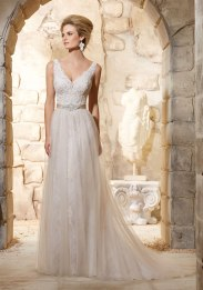 MORI LEE 2780 / SIZE 16 / WAS £1275 / NOW £400