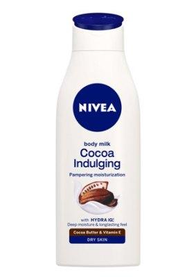 NIVEA Lapte de corp cu unt de cacao