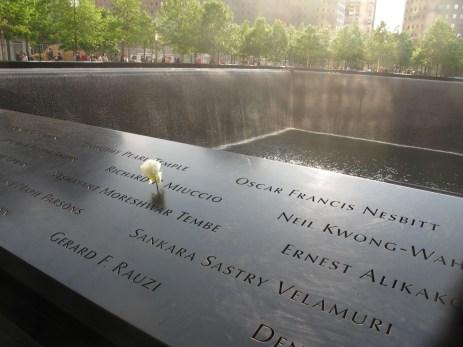 Mémorial du World Trade center/ 9/11 memorial