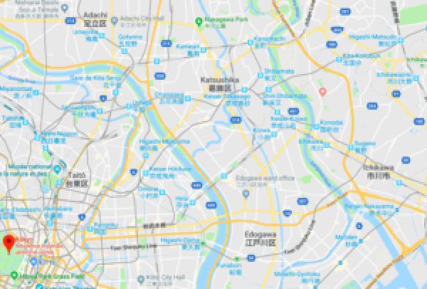 Jogging à Tokyo