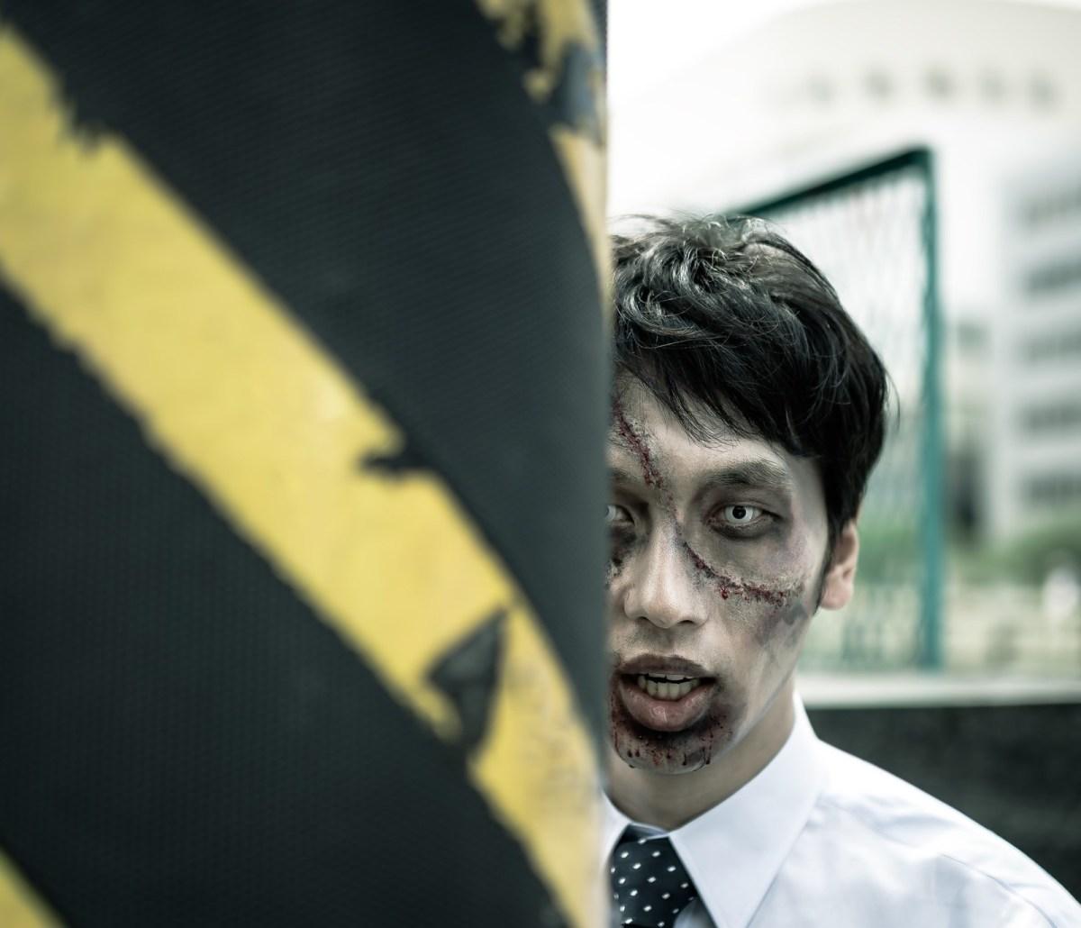 Pourquoi vous ne tiendrez pas 48 heures en cas d'apocalypse de zombie à Tokyo