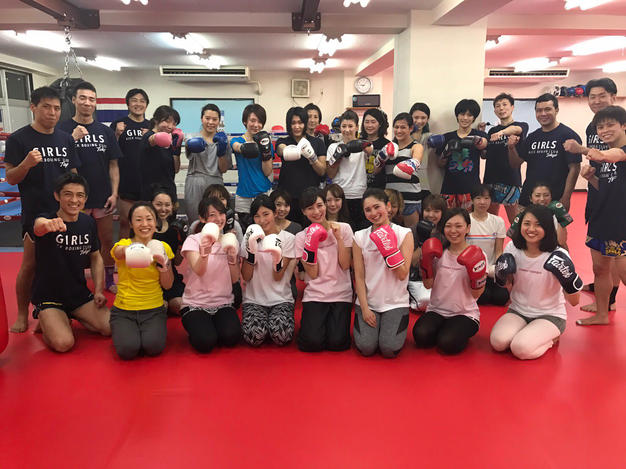 Découvrez la salle de boxe muay thai Kuramitsu à Tokyo