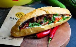 Bánh Mì Xin Chào - spécialité vietnamienne