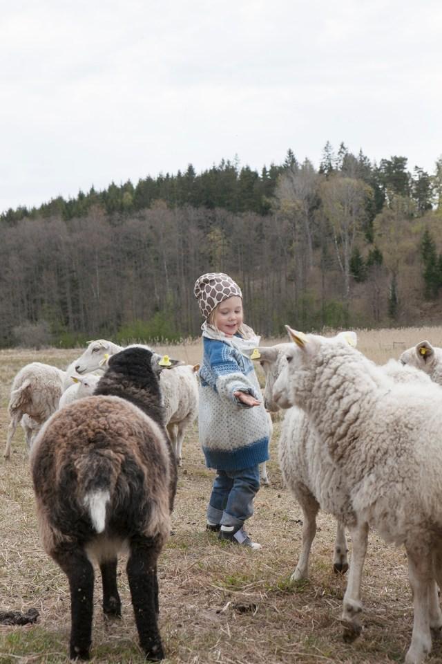 Fotograf Amelie von Essen, Familjeliv, livet på landet, amelieshus