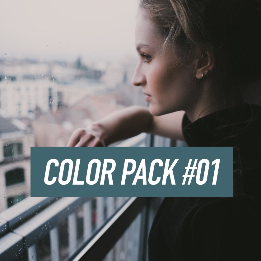 Presets Lightroom Color Pack 01