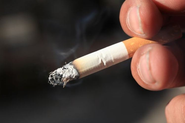 Fumer cigarette