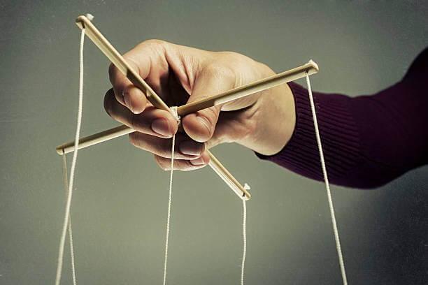 La manipulation pour vous culpabiliser