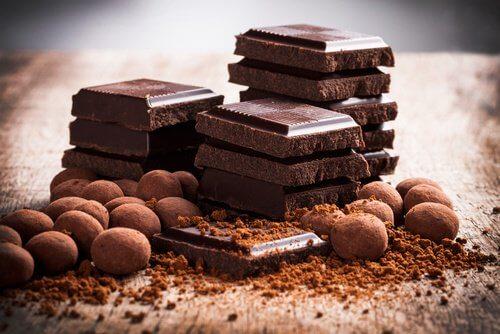 chocolat à éviter si on souffre de reflux acide
