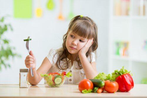 les causes et comment peut-on prévenir le trouble de l'alimentation sélective